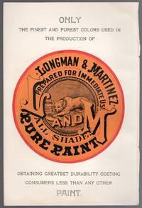 image of Original 1896 Color Advertisement for Longman_Martinez