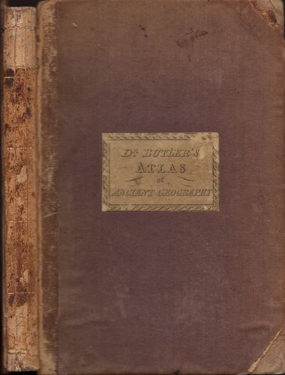 Philadelphia: Lea & Blanchard, 1844. Hardcover. Fair. Octavo. pages, 20 colored, double page folding...