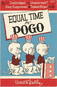 Equal Time for POGO by  Walt Kelly - Paperback - 1968 - from The Book Junction and Biblio.com
