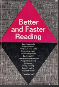 image of Better And Faster Reading