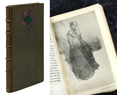 Slim 8vo. Edinburgh & London: T.N. Foulis Press, 1905. Slim 8vo, 70 pp. Bound by Pender in lush deco...