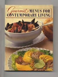 Gourmet's Menus For Contemporary Living  - 1st Edition/1st Printing