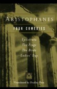 image of Aristophanes: Four Comedies