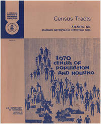 Census Tracts, Atlanta, GA, Standard Metropolitan Statistical Area (1970 Census of Population and Housing, PHC(1)-14)