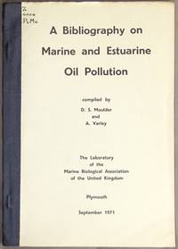 A bibliography on marine and estuarine oil polution [WITH] Supplement 1 [and] Supplement 2