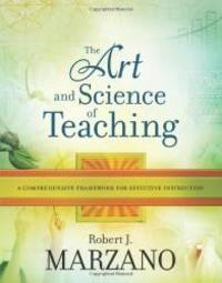 image of The Art and Science of Teaching: A Comprehensive Framework for Effective Instruction (Professional Development)