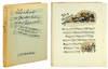 View Image 1 of 2 for Les Chants du Quartier Latin et de l'Internat avec la musique et 53 illustrations coloriees au pocho... Inventory #123808