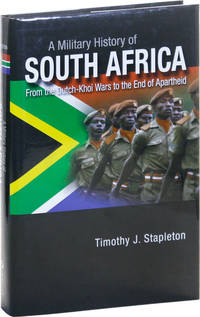 image of A Military History of South Africa: From the Dutch-Khoi Wars to the End of Apartheid