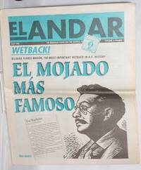 image of El Andar: bilingual monthly for the Central Coast, vol. 4 no. 1, July 1992