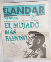 El Andar: bilingual monthly for the Central Coast, vol. 4 no. 1, July 1992