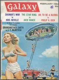Galaxy Science Fiction - February 1964