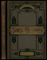 COMPLETE EDITION OF THE SONGS OF BEETHOVEN  - with German and English Words