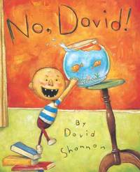 No, David! (School And Library) by Shannon, David