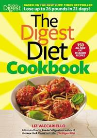 The Digest Diet Cookbook by  Liz Vaccariello - Hardcover - from World of Books Ltd and Biblio.com