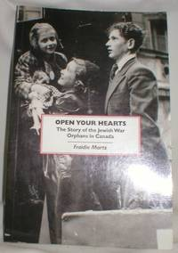 Open Your Hearts; Jewish War Orphans in Canada