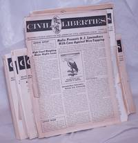 image of Civil Liberties: Monthly Publication of the American Civil Liberties Union [38 issues], 1956-1970