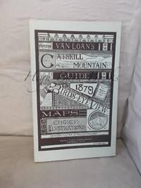 image of Van Loan's Catskill Mountain Guide 1879