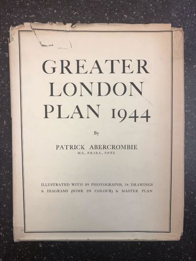 London: His Majesty's Stationery Office, 1944. First Edition. Hardcover. Quarto 221 pages, VG/G+; sp...