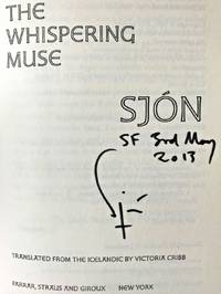 THE WHISPERING MUSE (SIGNED, DATED & SF)