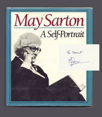 MAY SARTON. A SELF-PORTRAIT. Signed
