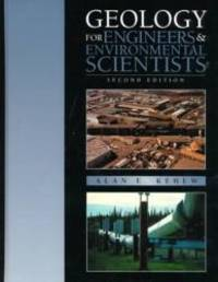 image of Geology For Engineers and Environmental Scientists (2nd Edition)
