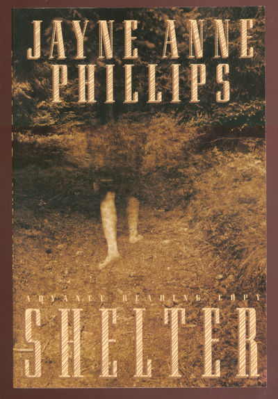 Boston: Houghton Mifflin, 1994. Softcover. Fine. First edition, Advance Reading Copy. Fine in wrappe...