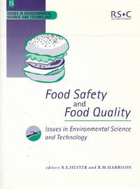 image of Food Safety and Food Quality Issues in Environmental Science and  Technology Volume 15