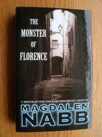 The Monster of Florence: A Marshal Guarnaccia Novel