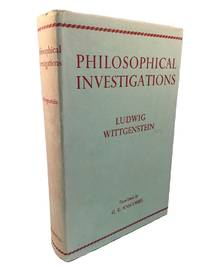 image of Philosophical Investigations