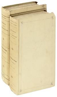 Architecture Monastique. Partie I, II, et III bound in 2 tomes (3 parts bound in 2 volumes)