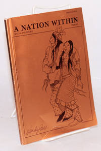 A nation within; contemporary Native American writing, a special issue of Pacific Quarterly Moana vol. 8, no. 1