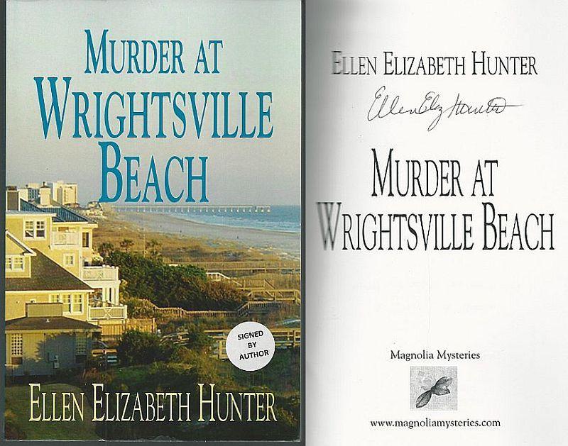MURDER AT WRIGHTSVILLE BEACH, Hunter, Ellen Elizabeth