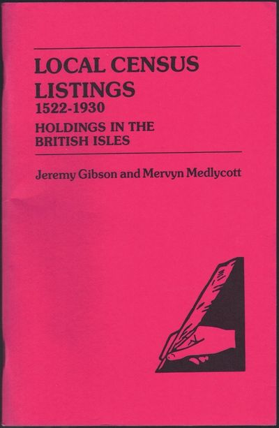 Baltimore: Genealogical Publishing Co. Inc, 1992. First Edition. Staplebound. Very Good. Octavo. 60 ...