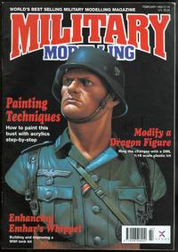 image of MILITARY MODELLING.  VOLUME 26  NO. 2.  FEBRUARY 1996.