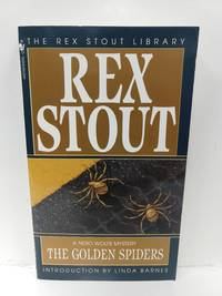 Golden Spiders: A Nero Wolfe Mystery