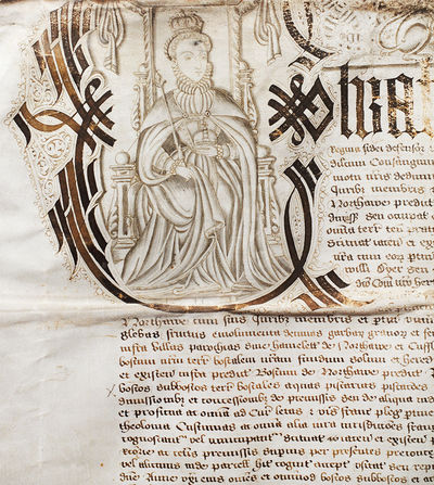 Westminster: 20th July . 1 p., large folio, 22 x 29 inches, written in ink in a good departmental ha...