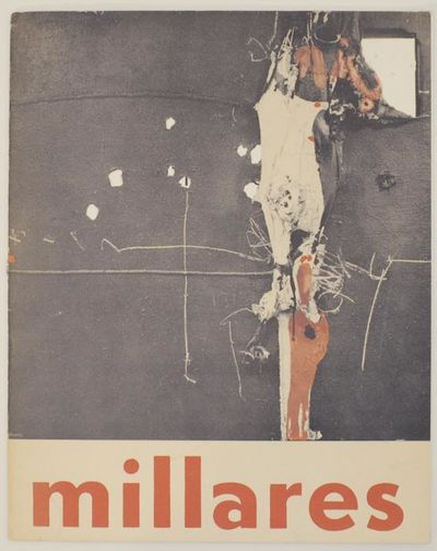 New York: Pierre Matisse Gallery, 1965. First edition. Softcover. Exhibition catalog for a show that...