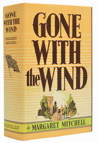 GONE WITH THE WIND by Mitchell, Margaret - 1936