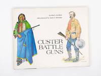 Custer Battle Guns by  JAMES S DU MONT  - Signed First Edition  - 1974  - from Captain's Bookshelf, Inc., ABAA (SKU: 32435)