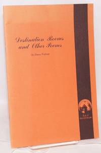 Destination rooms, and other poems