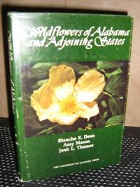 image of Wildflowers of Alabama and Adjoining States