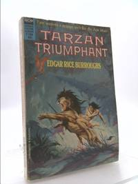 image of Tarzan Triumphant: F-194: Fate Weaves A Strange Web For The Ape Man