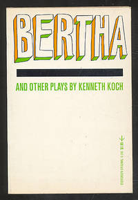 Bertha and Other Plays
