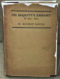 His Majesty's Embassy & Other Plays