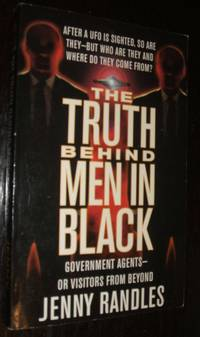 image of The Truth Behind Men in Black: Government Agents -- or Visitors from Beyond
