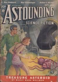 "image of ASTOUNDING Science-Fiction: September, Sept. 1938 (""The Tramp"")"