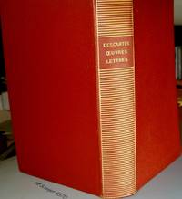 Oeuvres et lettres: Bibliotheque de la Pleiade