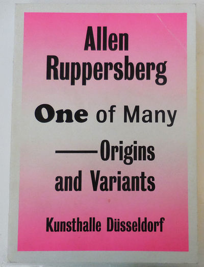 Dusseldorf: Kunsthalle Dusseldorf, 2006. First edition. Paperback. Very Good. Thick paperbound quart...