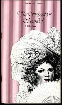 image of The School for Scandal by R. B. Sheridan. The National Theatre Old Vic Programme