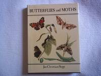 image of Butterflies and Moths. Engravings By Christian Sepp and His Son Ian Christiaan Sepp.